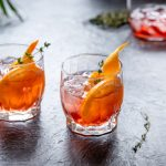 appelsin gin