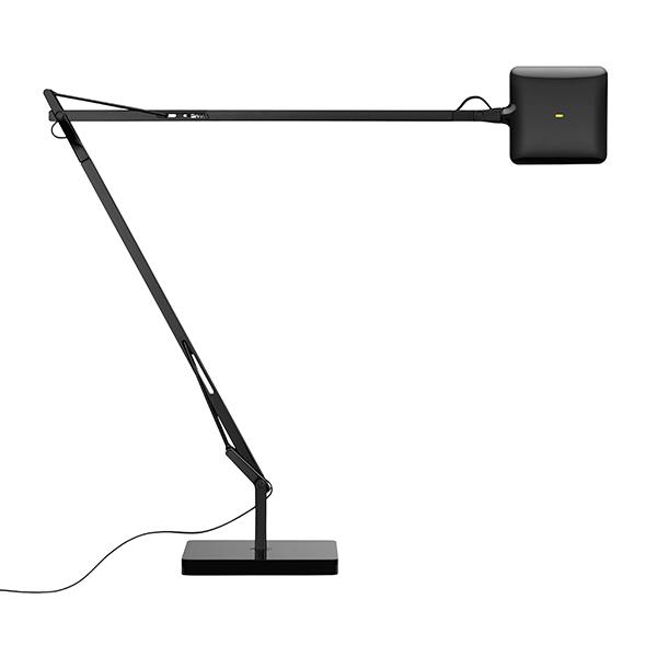 flos kelvin led bordlampe i sort
