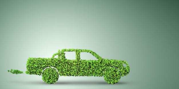 bæredygtig bil