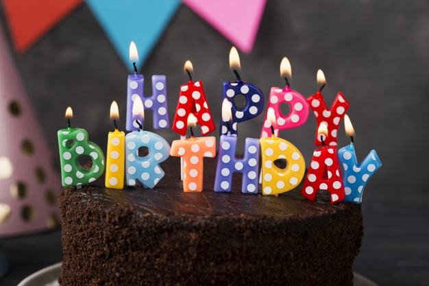 fødselsdagspynt